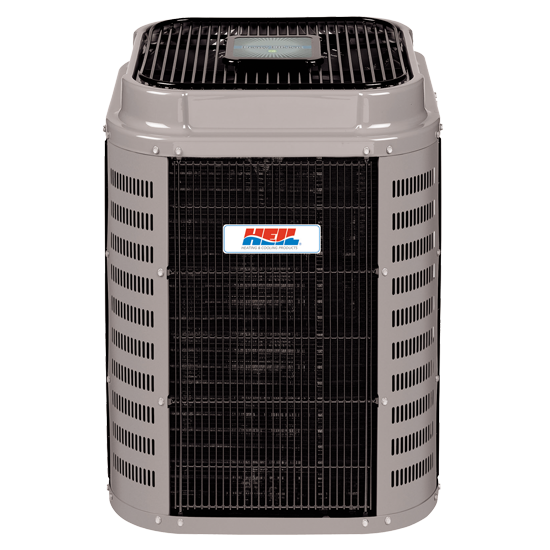 Deluxe 19 Two stage Central Air Conditioner PDP